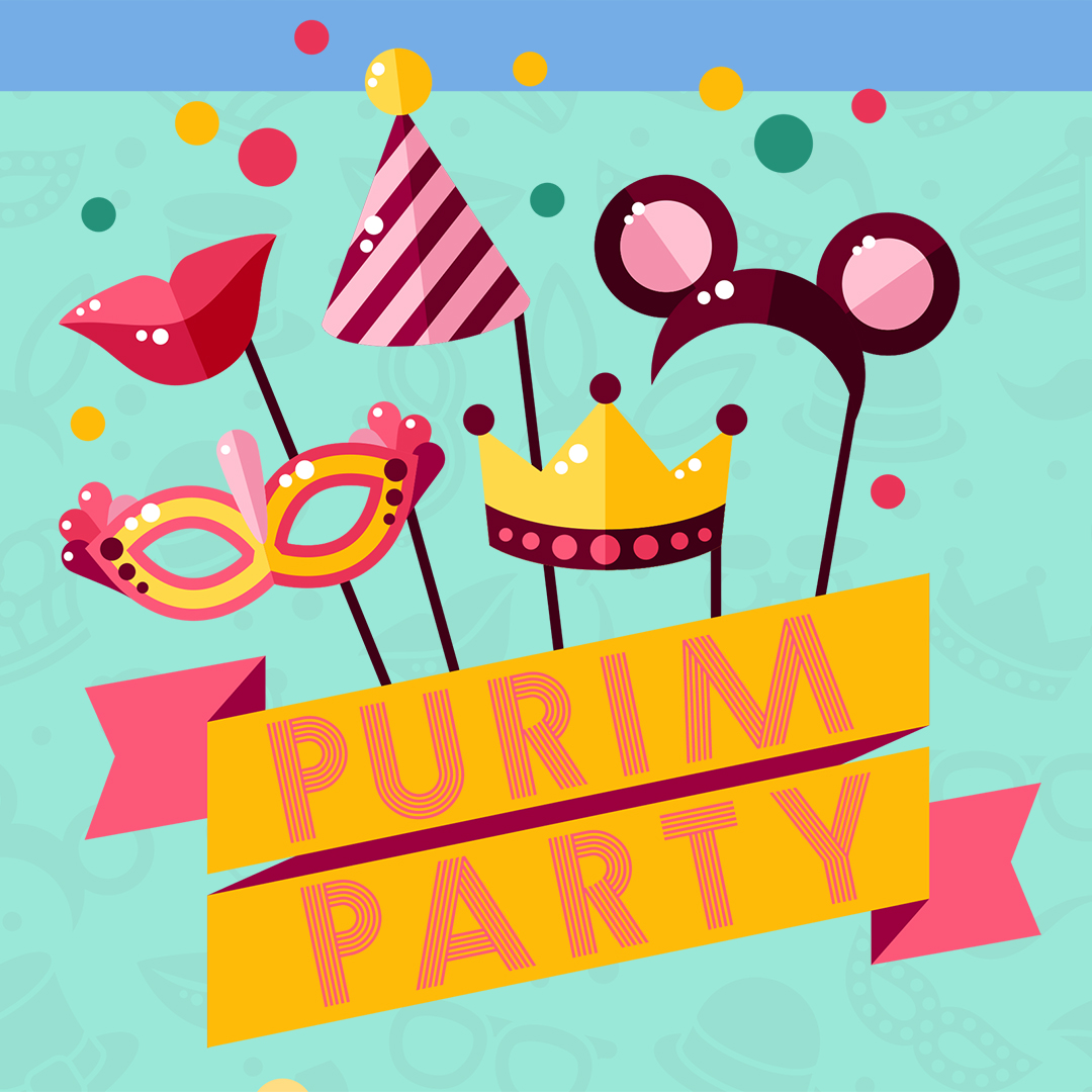 Image result for purim party